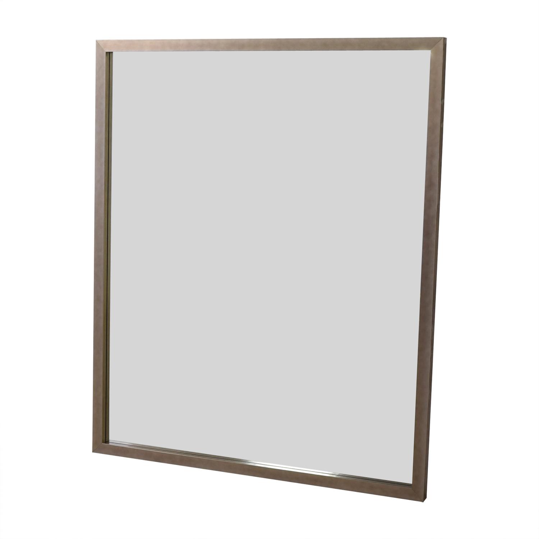 Larson-Juhl Larson-Juhl Silver Frame Mirror