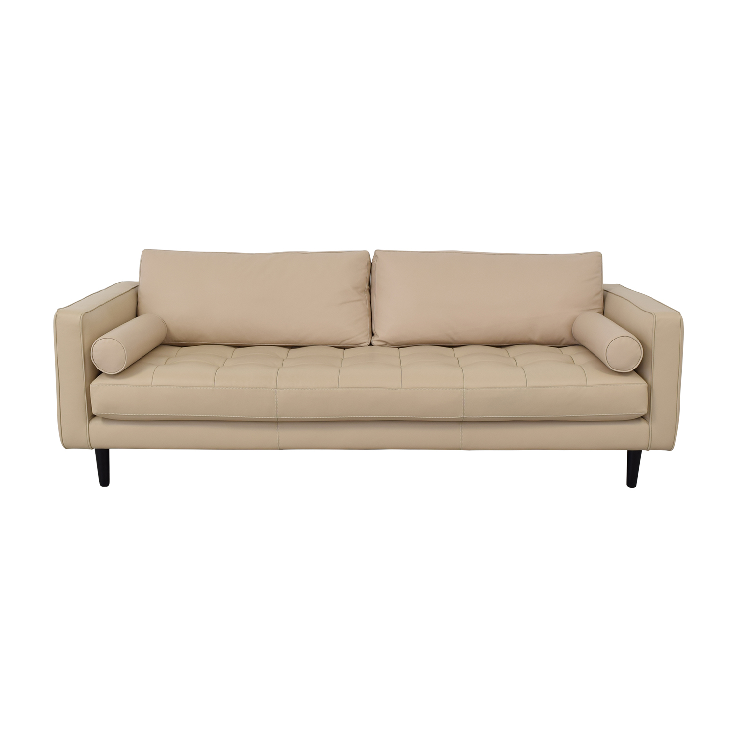 Rove Concepts Rove Concepts Sandro Luca Sofa (Florence Nude Leather) second hand