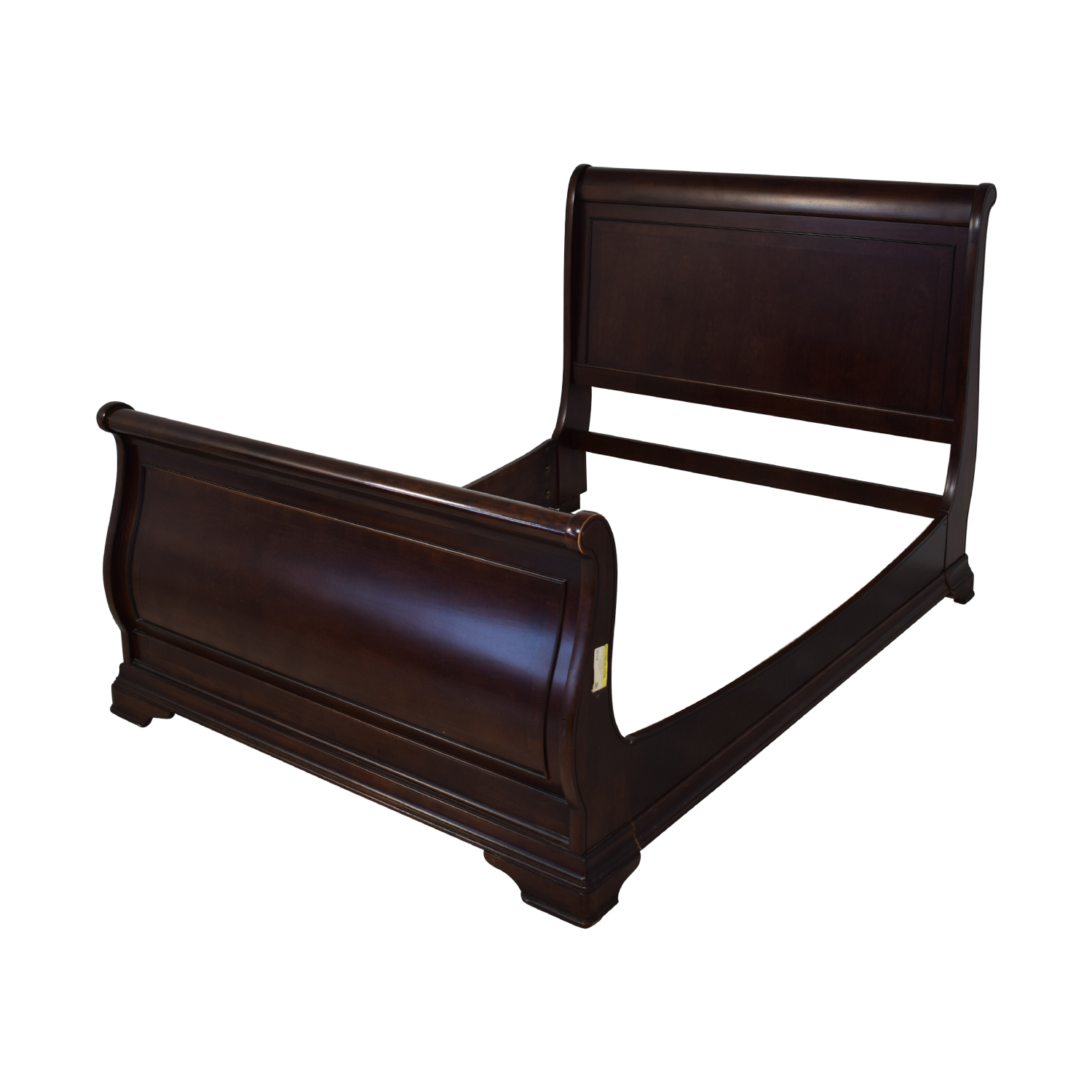 Havertys Havertys Orleans Queen Grand Sleigh Bed Frame