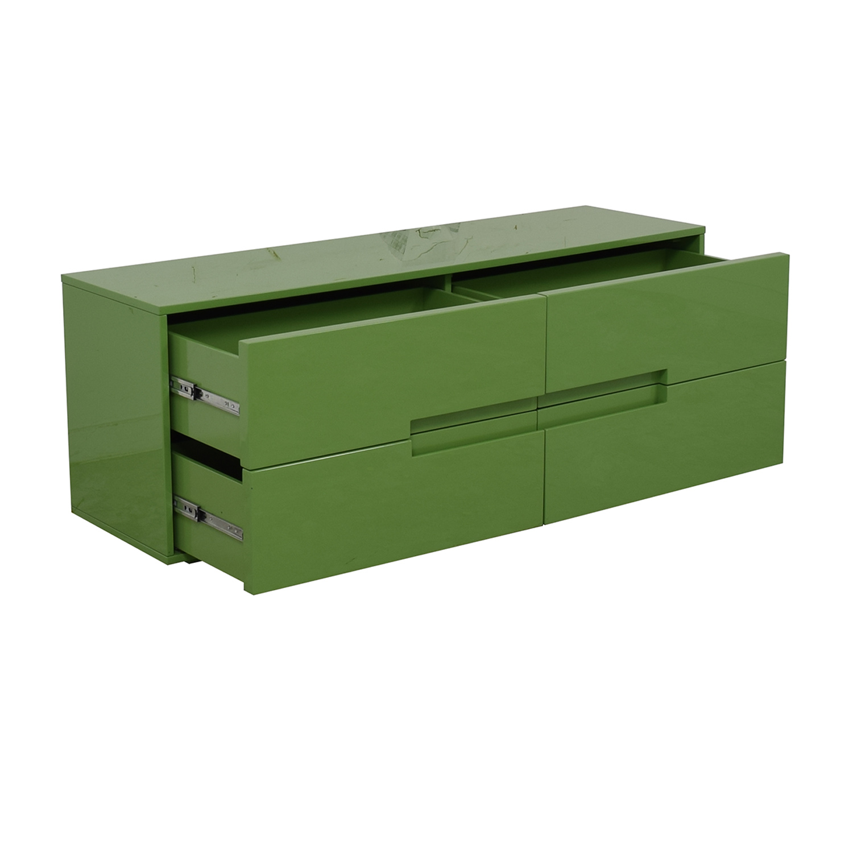 CB2 CB2 Latitude Green Low Dresser price