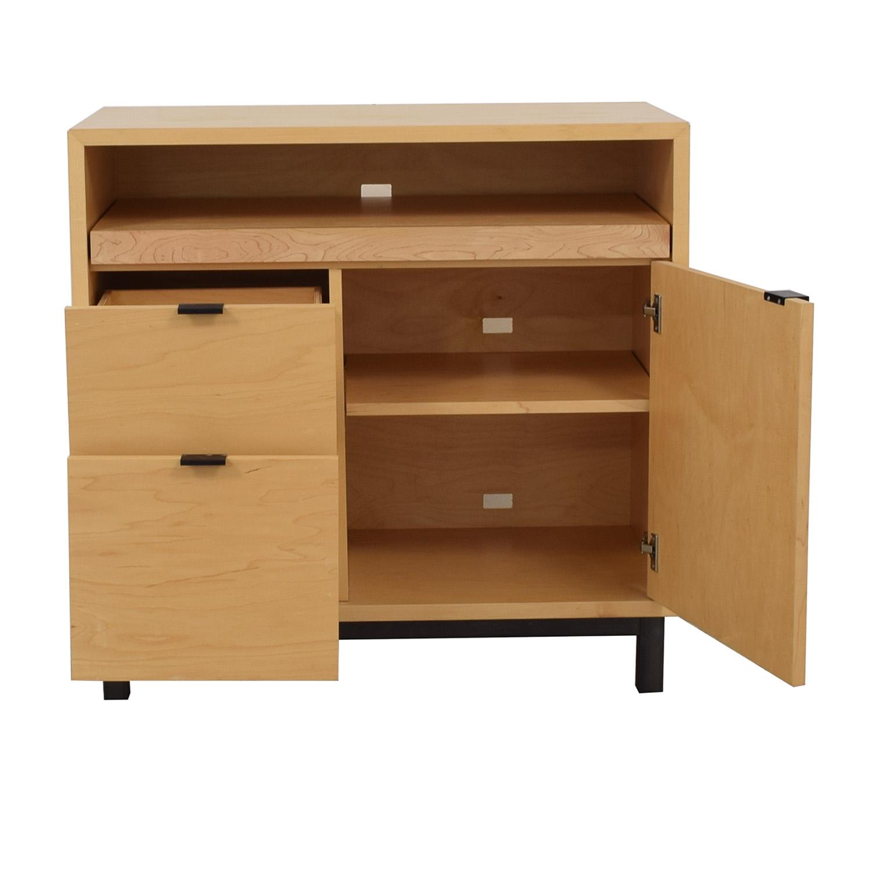 shop Room & Board Copenhagen Office Cabinet Room & Board Cabinets & Sideboards