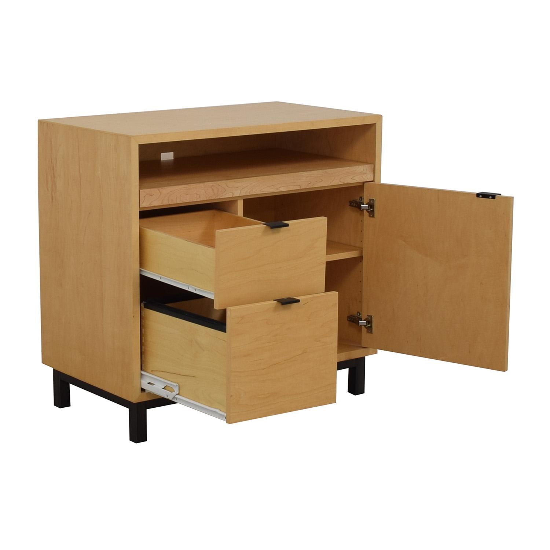 Room & Board Copenhagen Office Cabinet Room & Board
