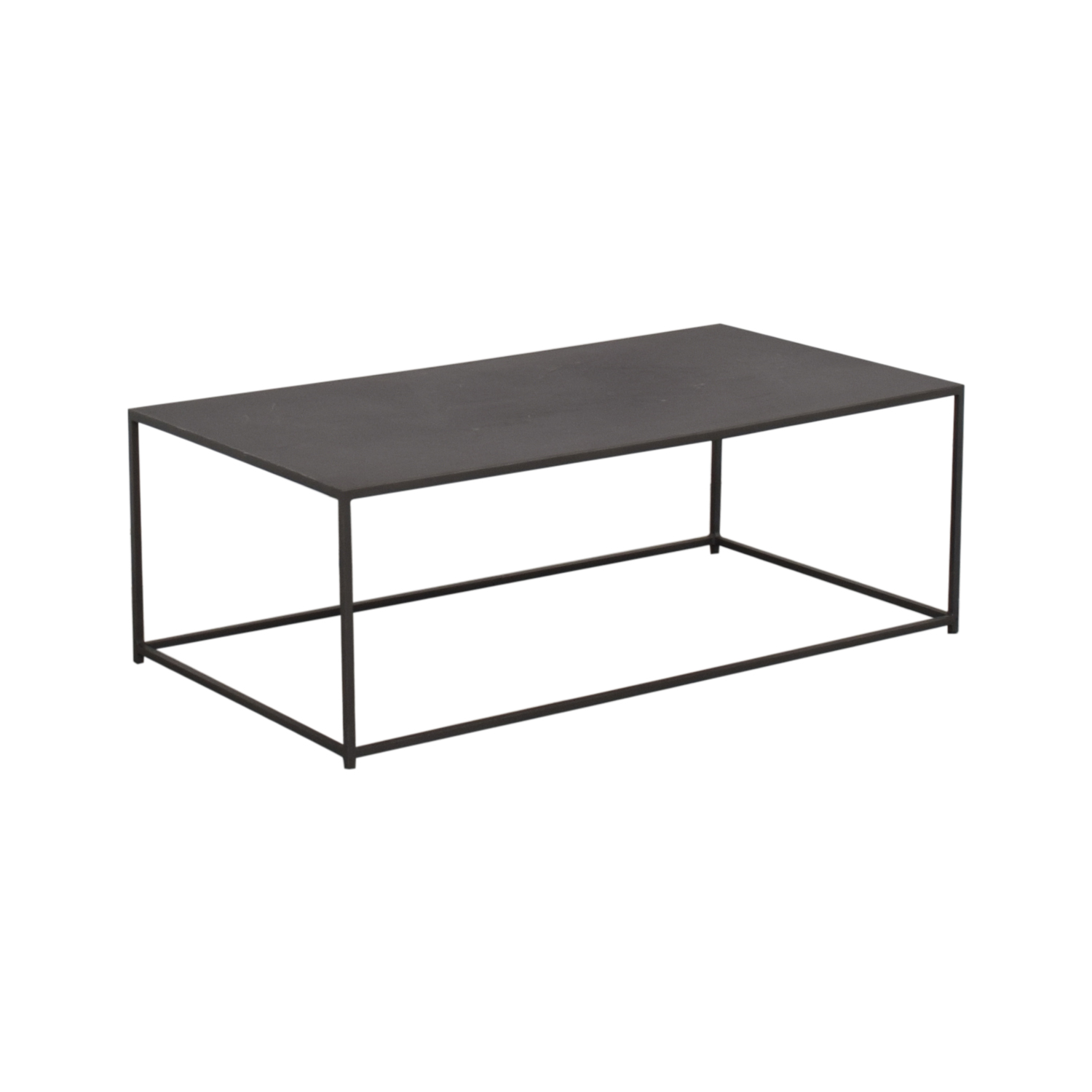 CB2 CB2 Mill Coffee Table used