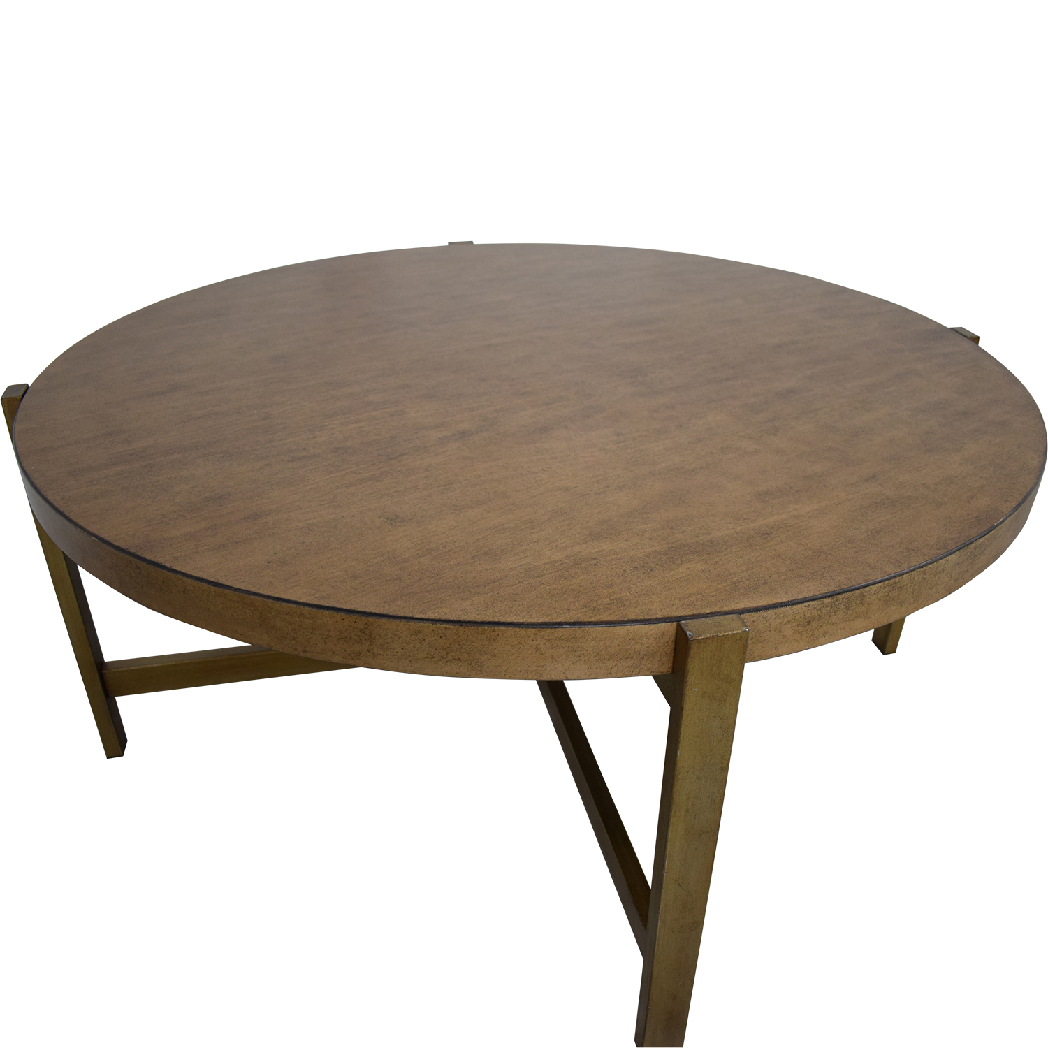 Ashley Furniture Solid Wood Coffee Table Tables