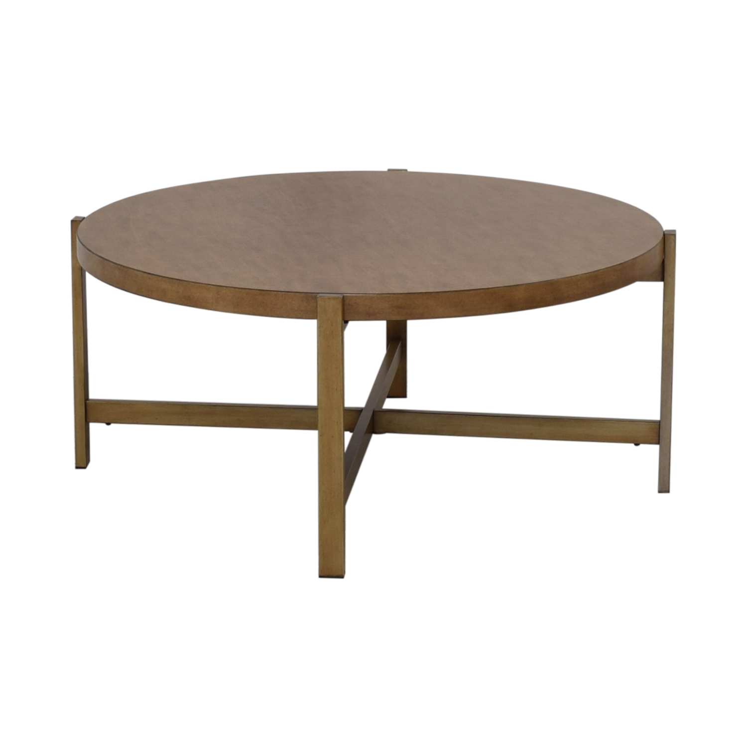 Ashley Furniture Solid Wood Coffee Table