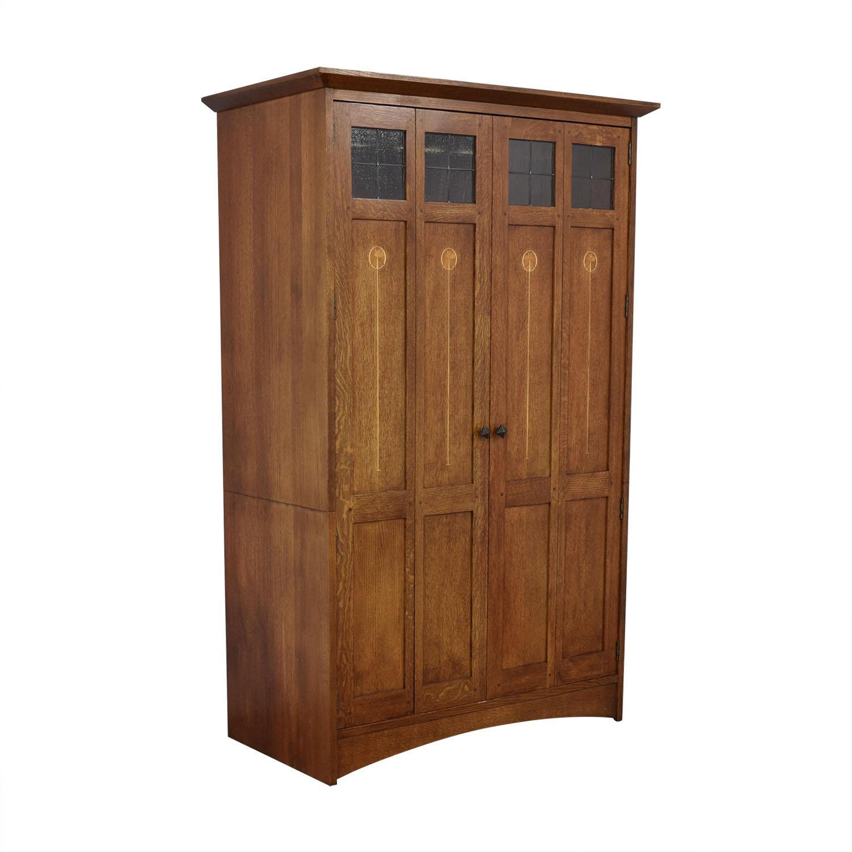 buy Stickley Furniture Wardrobe Stickley Furniture Wardrobes & Armoires