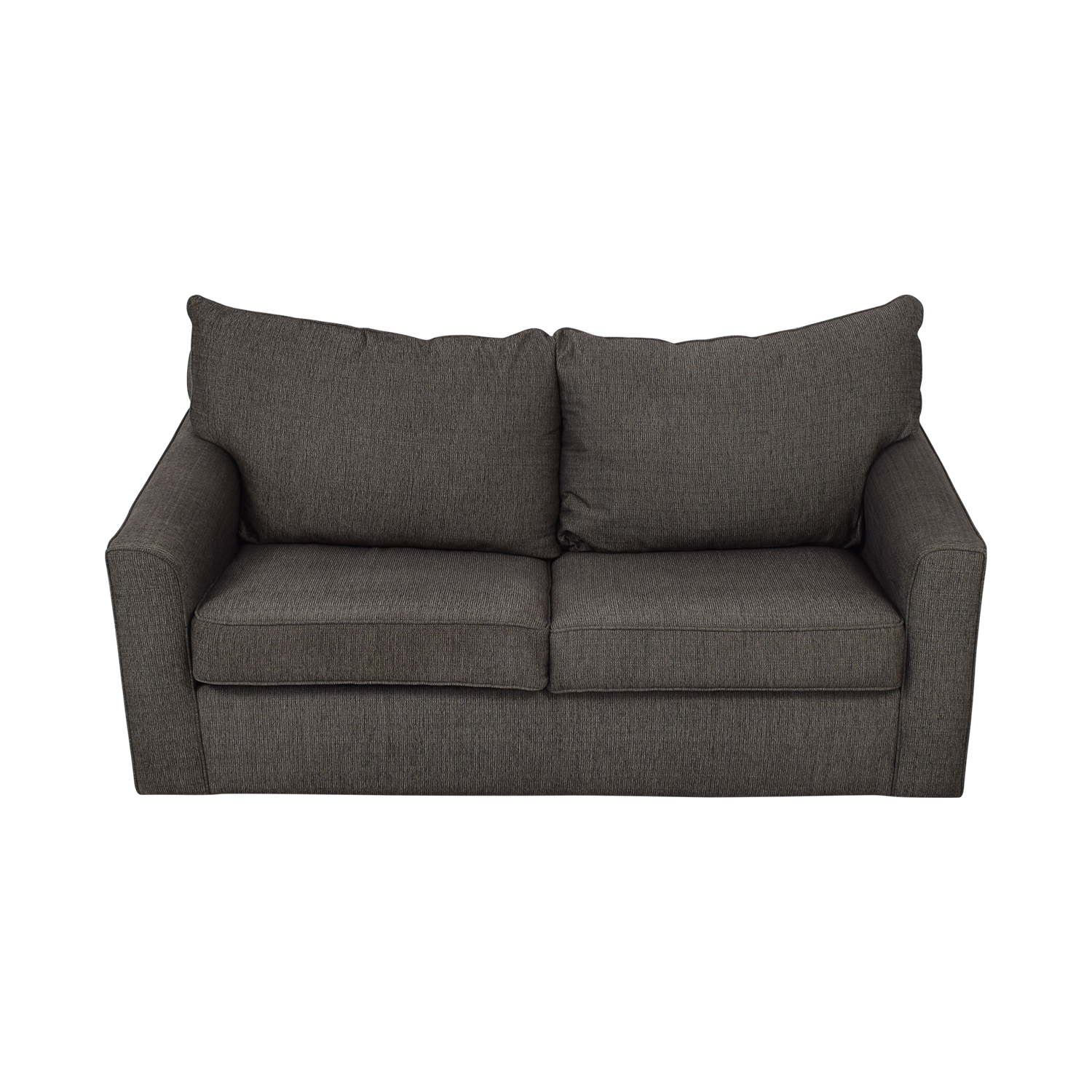 Raymour & Flanigan Raymour & Flanigan Trayce Chenille Full Sleeper Sofa price