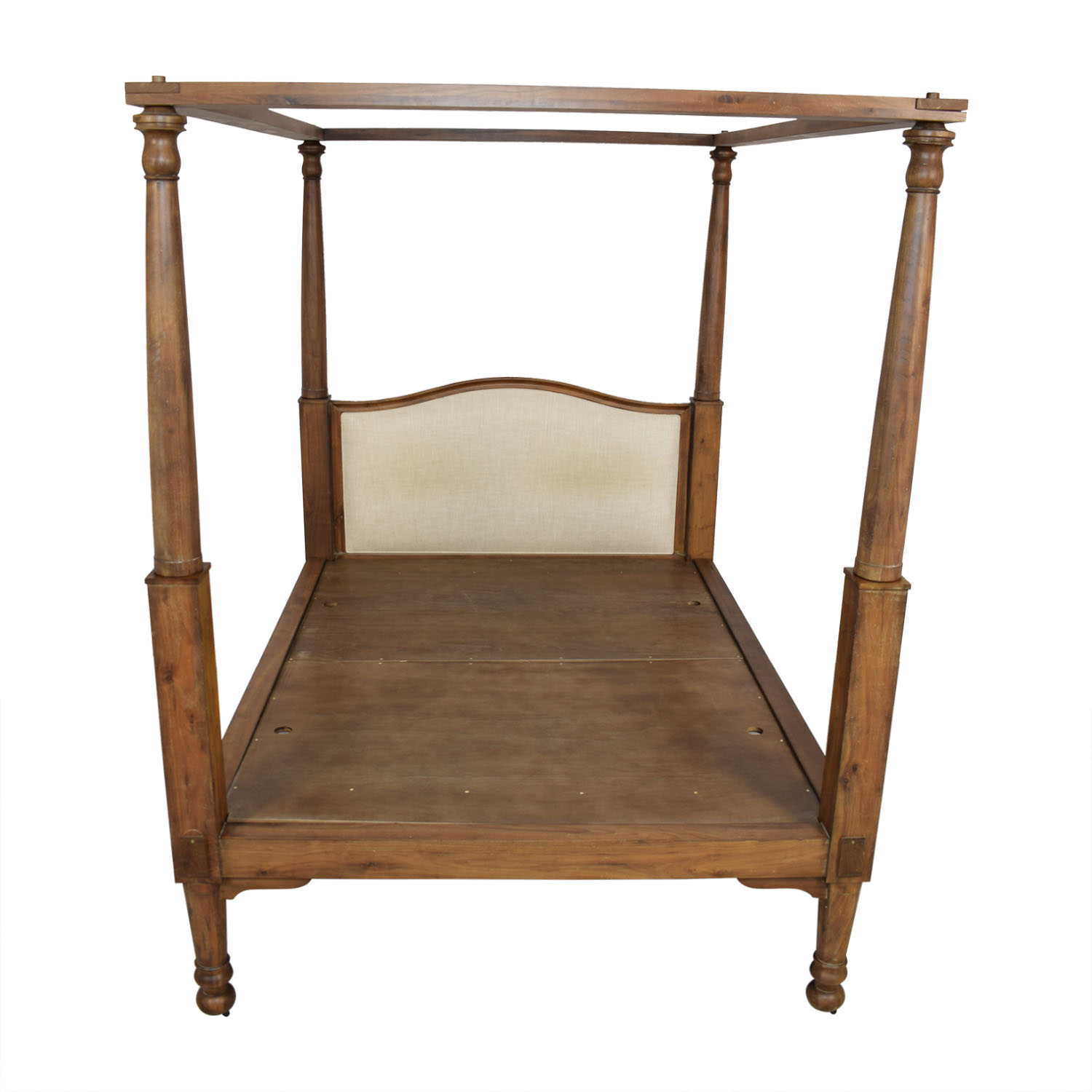 Restoration Hardware Restoration Hardware Early 19th C. American 4-Poster Queen Bed dimensions