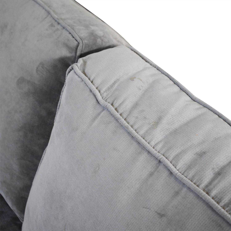 shop Raymour & Flanigan Raymour & Flanigan Five Piece Sectional Sofa online