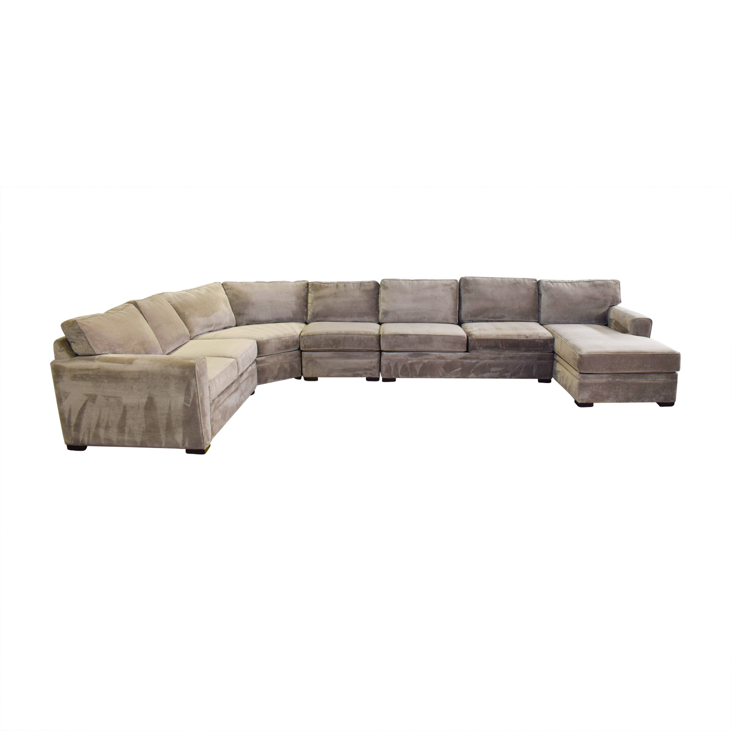 Raymour & Flanigan Five Piece Sectional Sofa / Sectionals