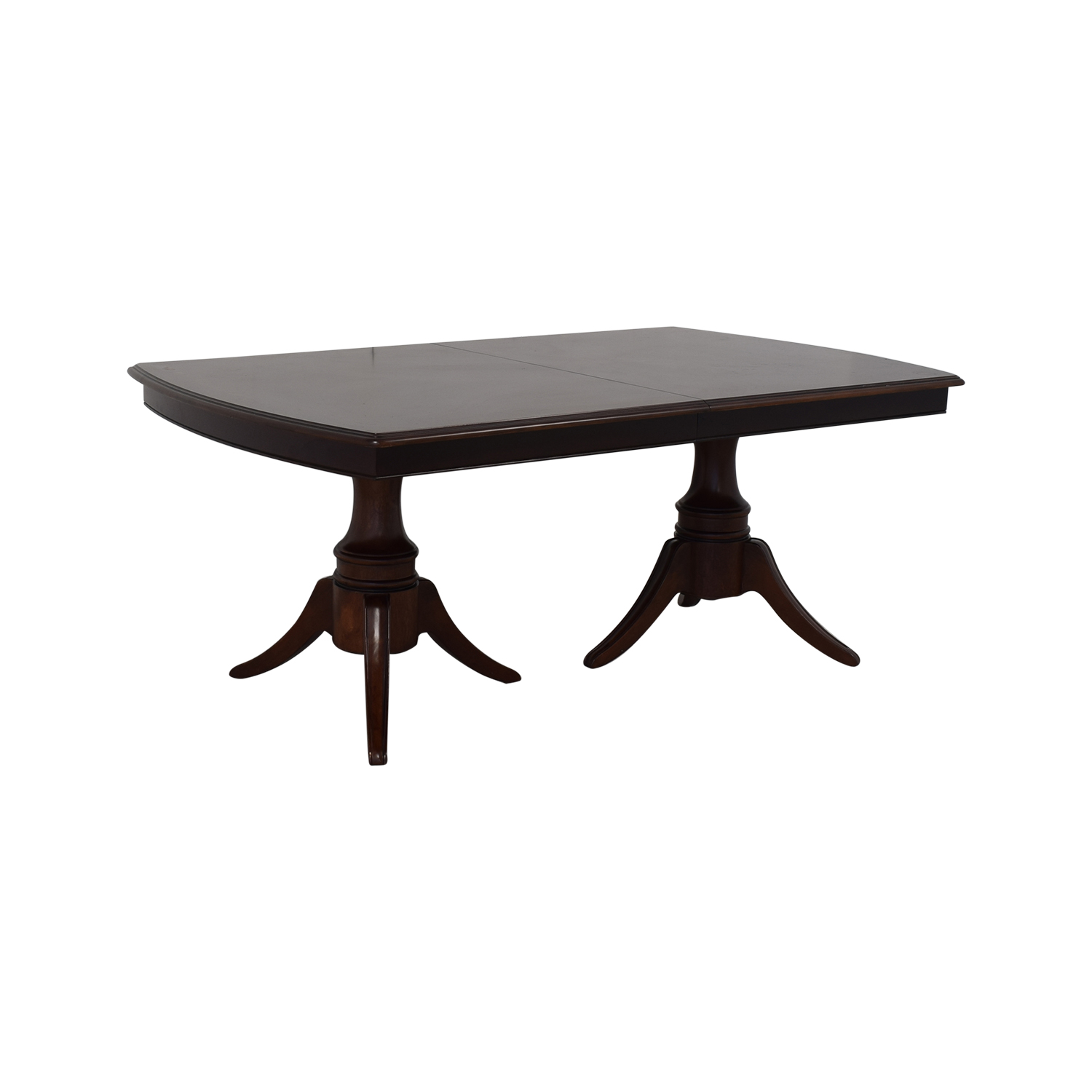 Raymour & Flanigan Raymour & Flanigan Dining Table Brown