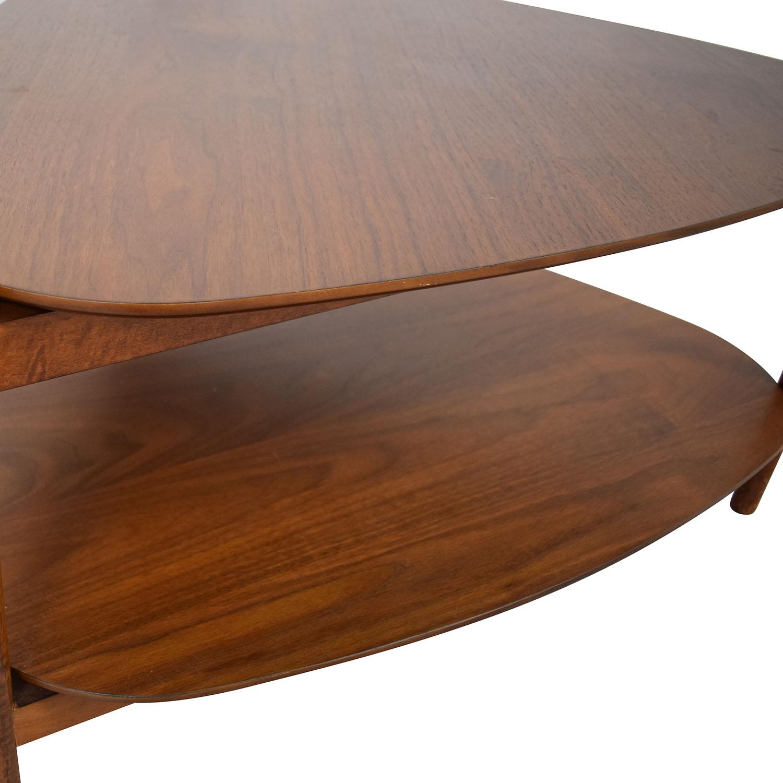 buy West Elm West Elm Retro Tripod Coffee Table online