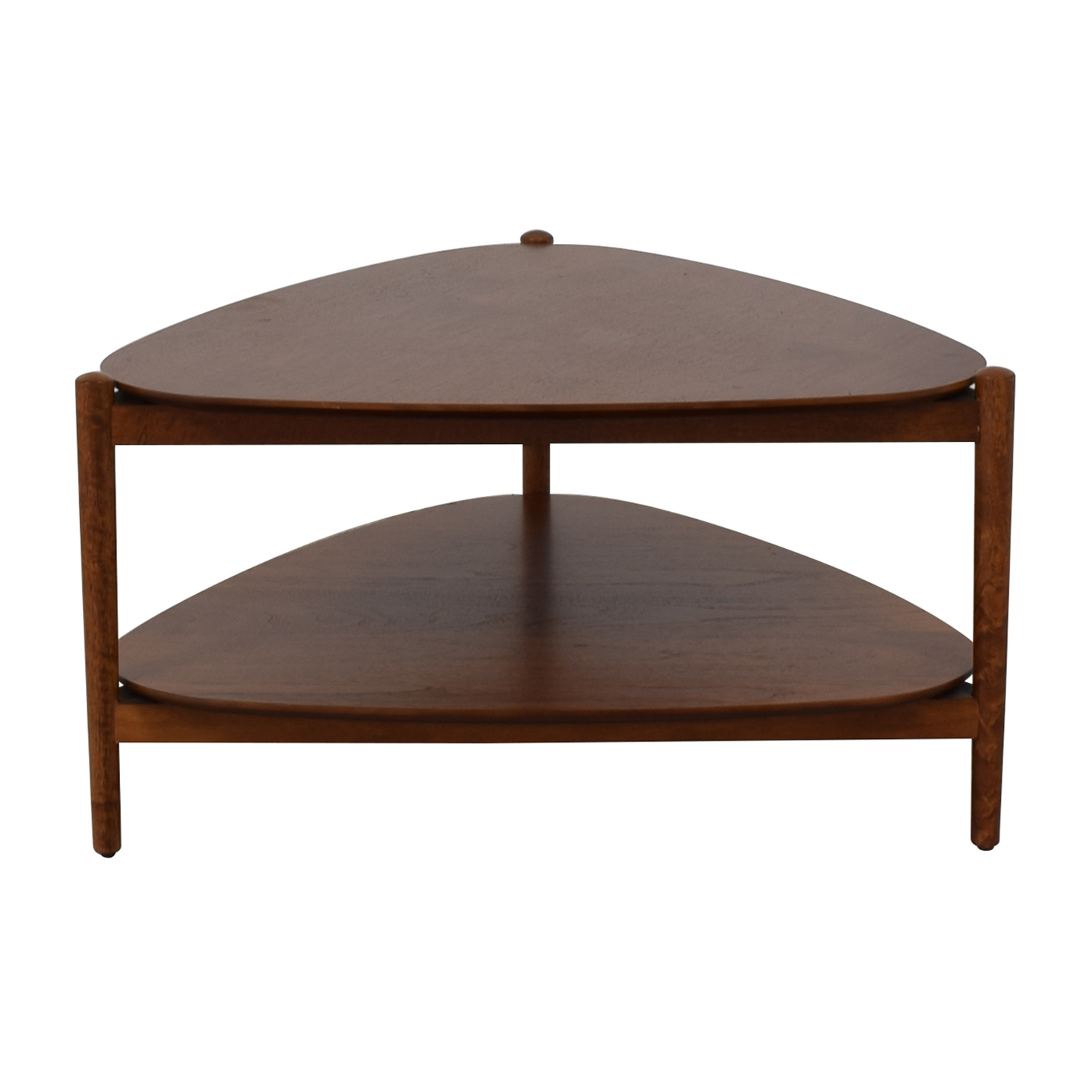 West Elm West Elm Retro Tripod Coffee Table nj