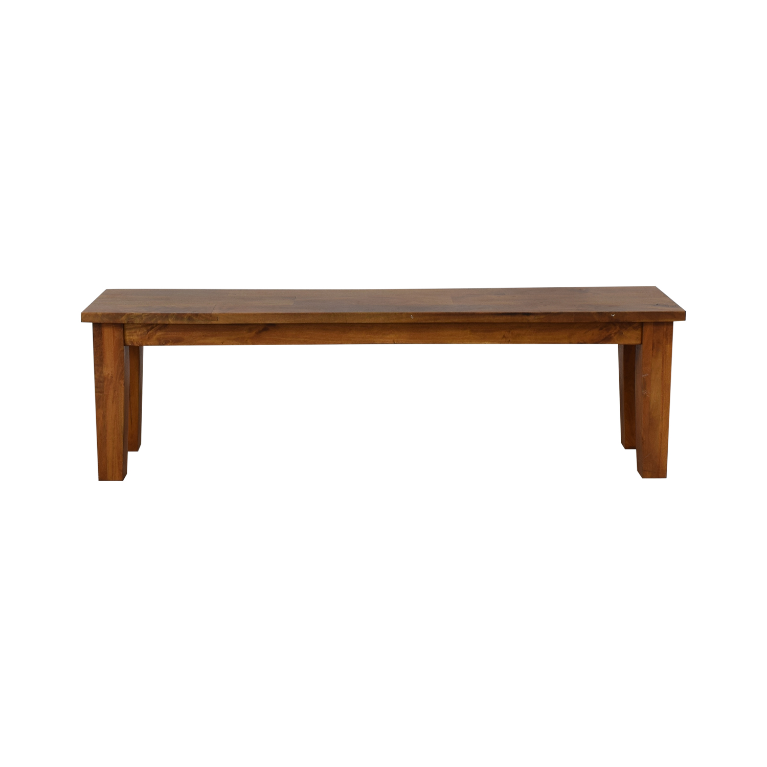 buy Crate & Barrel Basque Bench Crate & Barrel Chairs