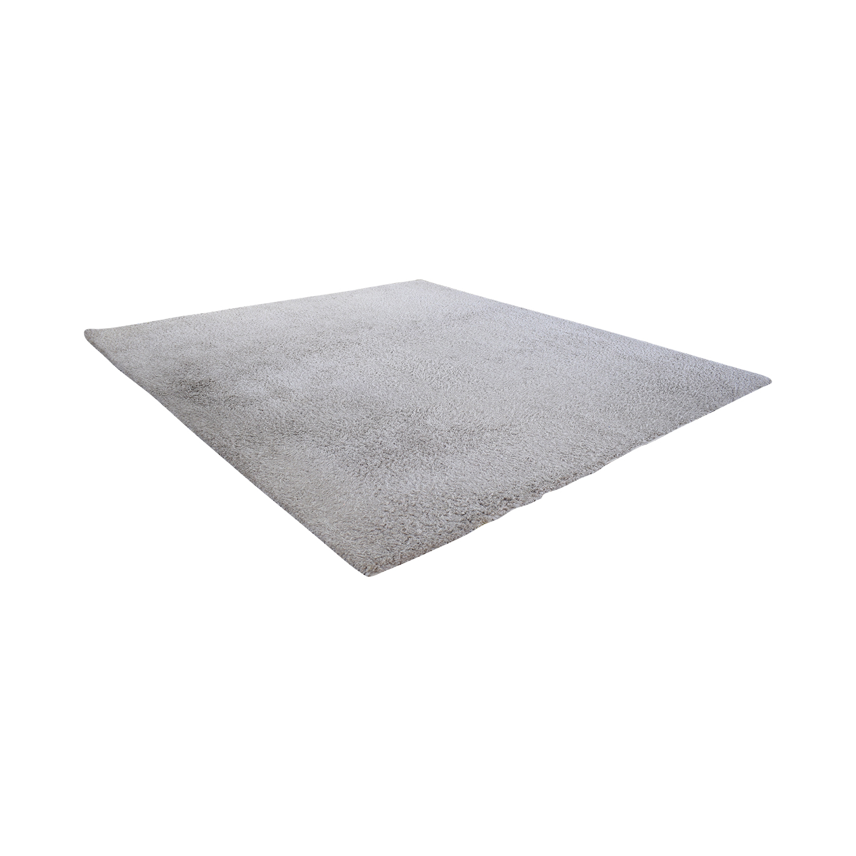 buy ABC Carpet & Home Shag Cream Rug ABC Carpet & Home Rugs