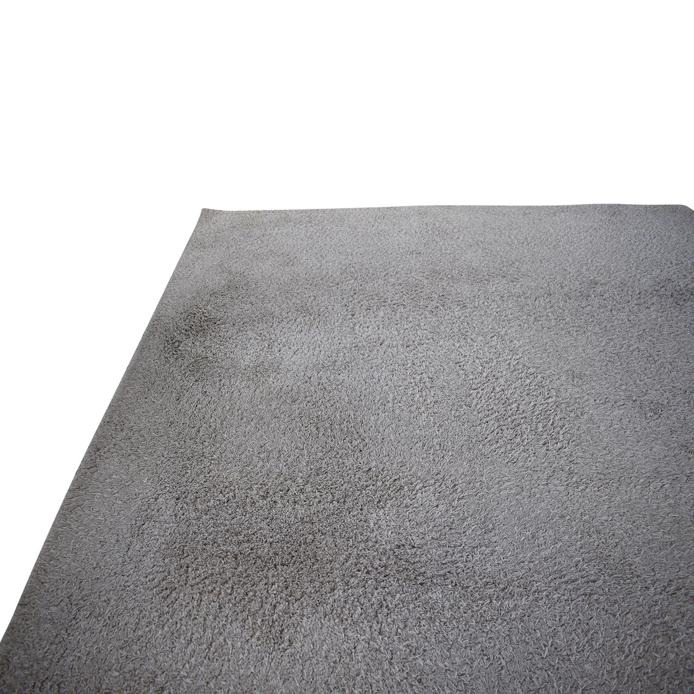 shop ABC Carpet & Home ABC Carpet & Home Shag Cream Rug online