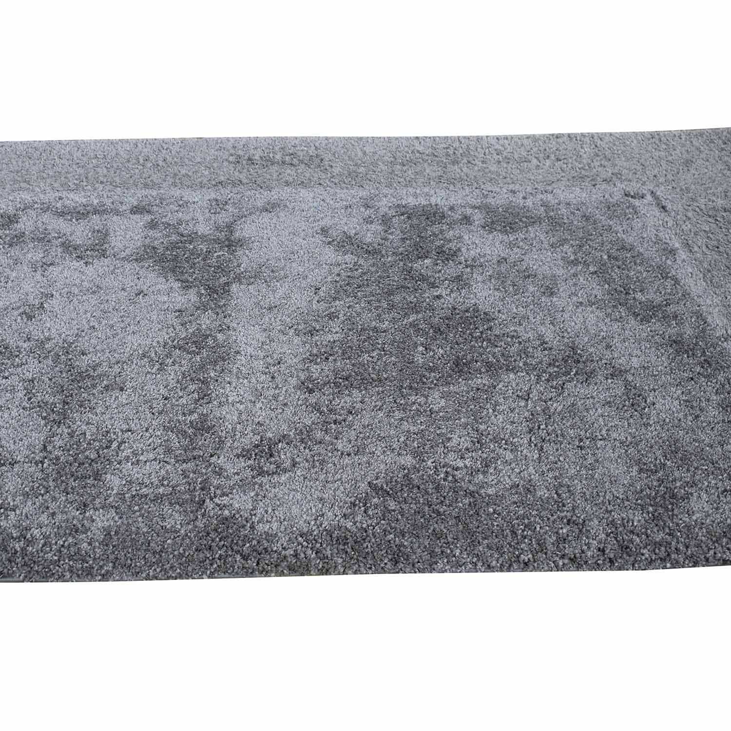 ABC Carpet & Home ABC Carpet & Home Grey Shag