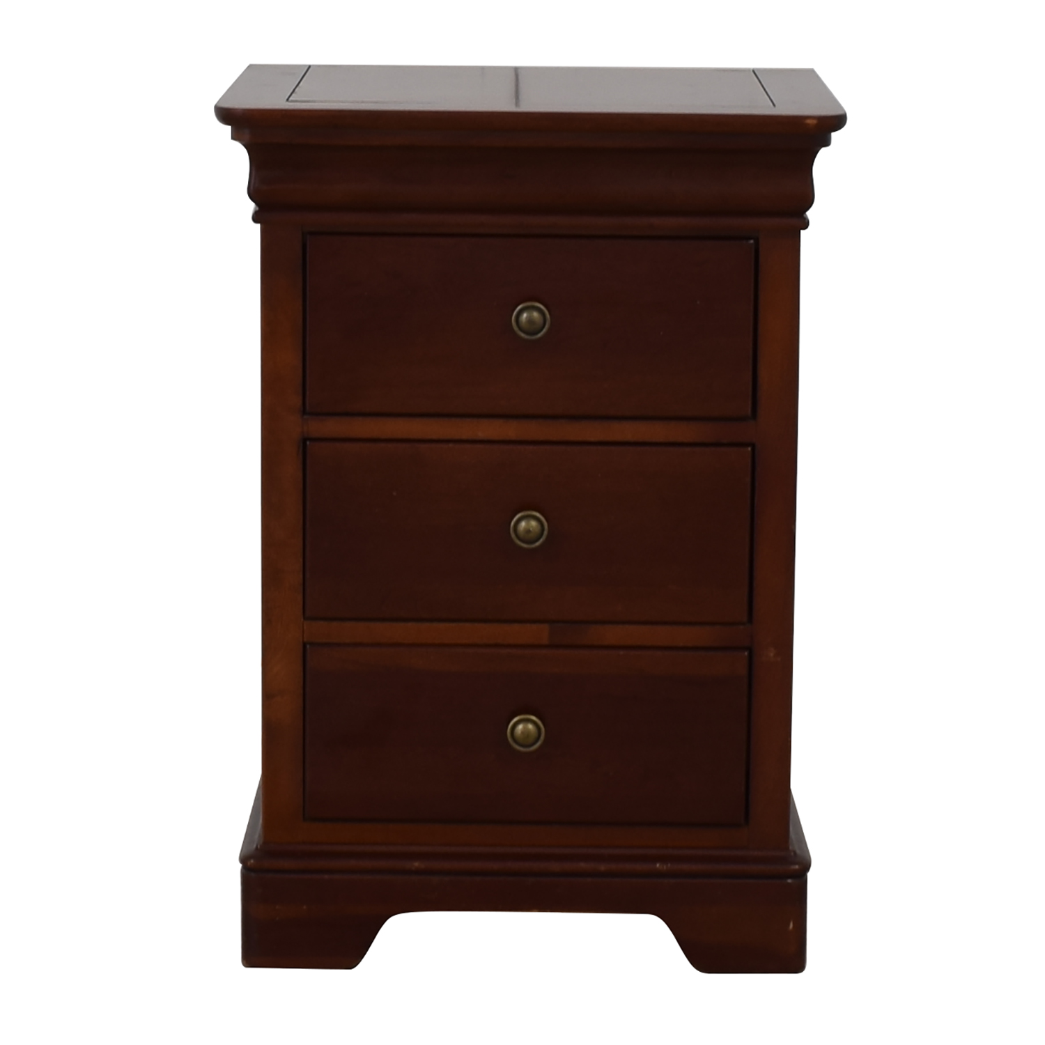 Stanley Furniture Stanley Furniture Three Drawer Nightstand Tables