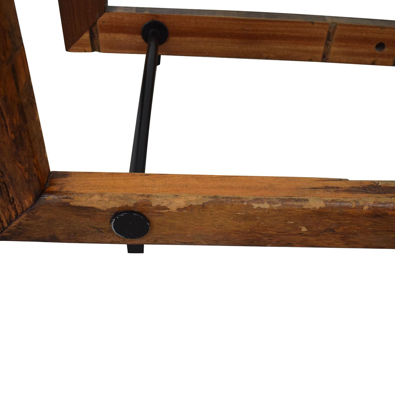 shop ABC Carpet & Home ABC Carpet & Home Glass Dining Table online