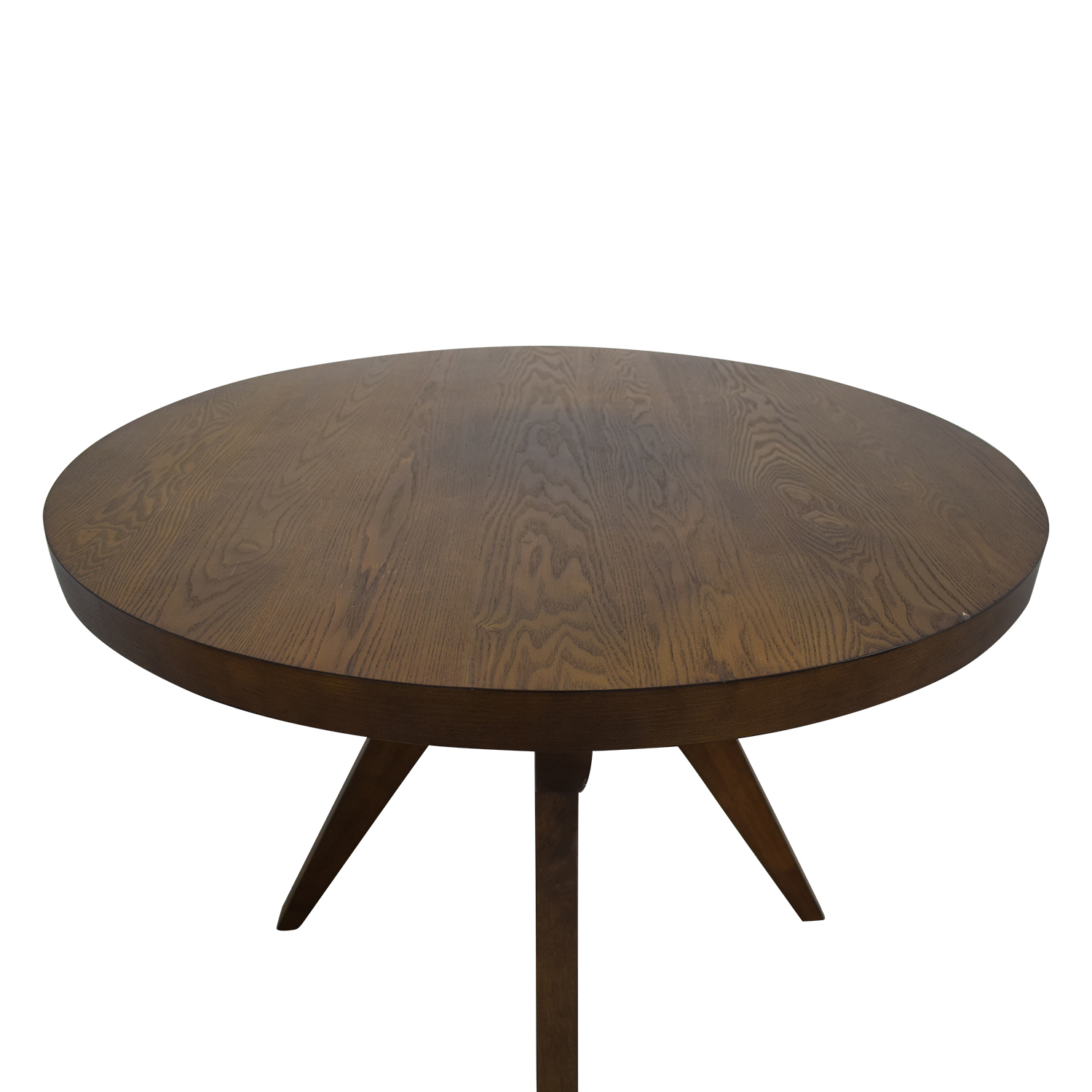 West Elm Arc Base Pedestal Dining Table / Tables