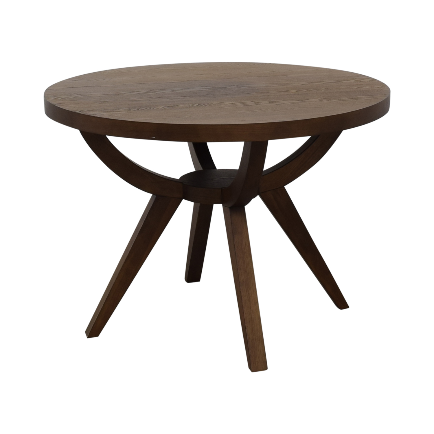 West Elm West Elm Arc Base Pedestal Dining Table dimensions