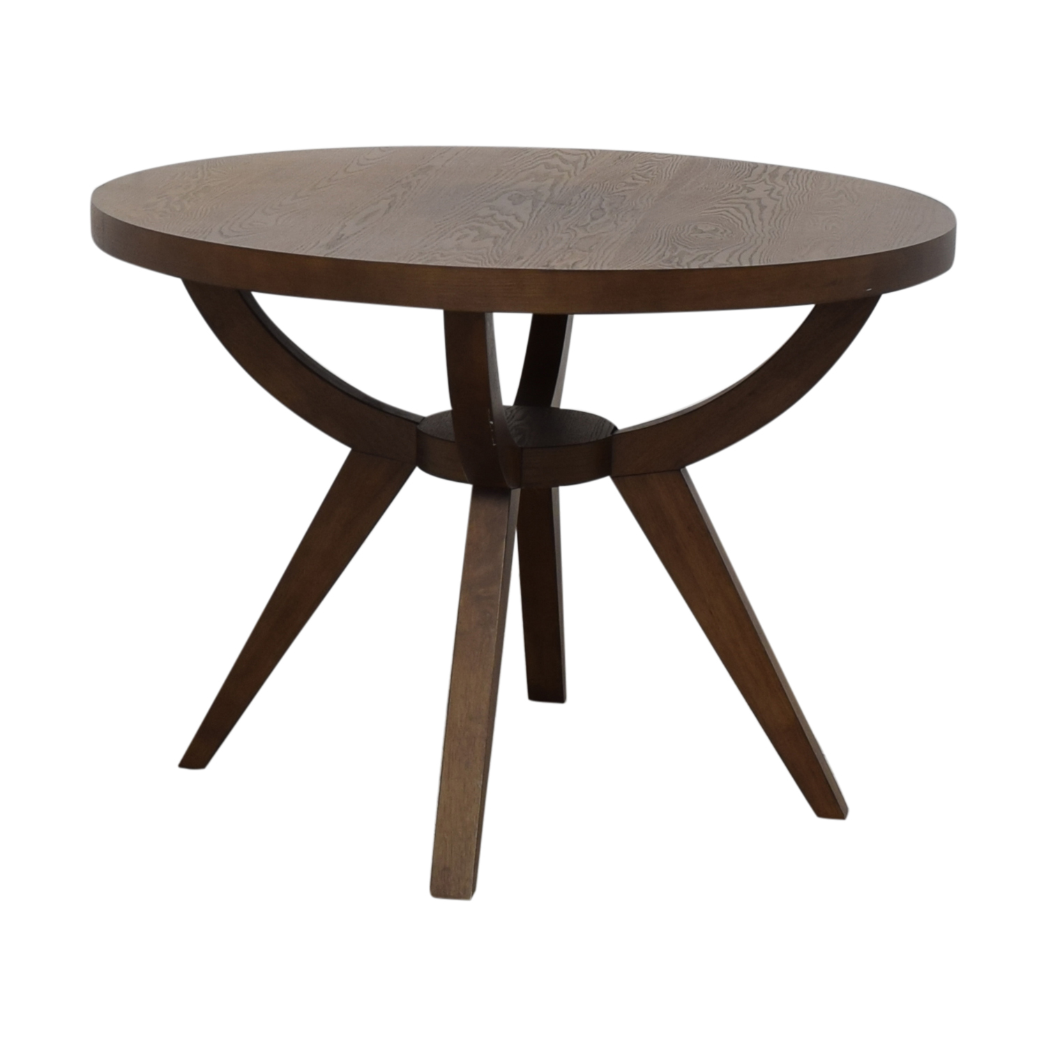 West Elm West Elm Arc Base Pedestal Dining Table nj