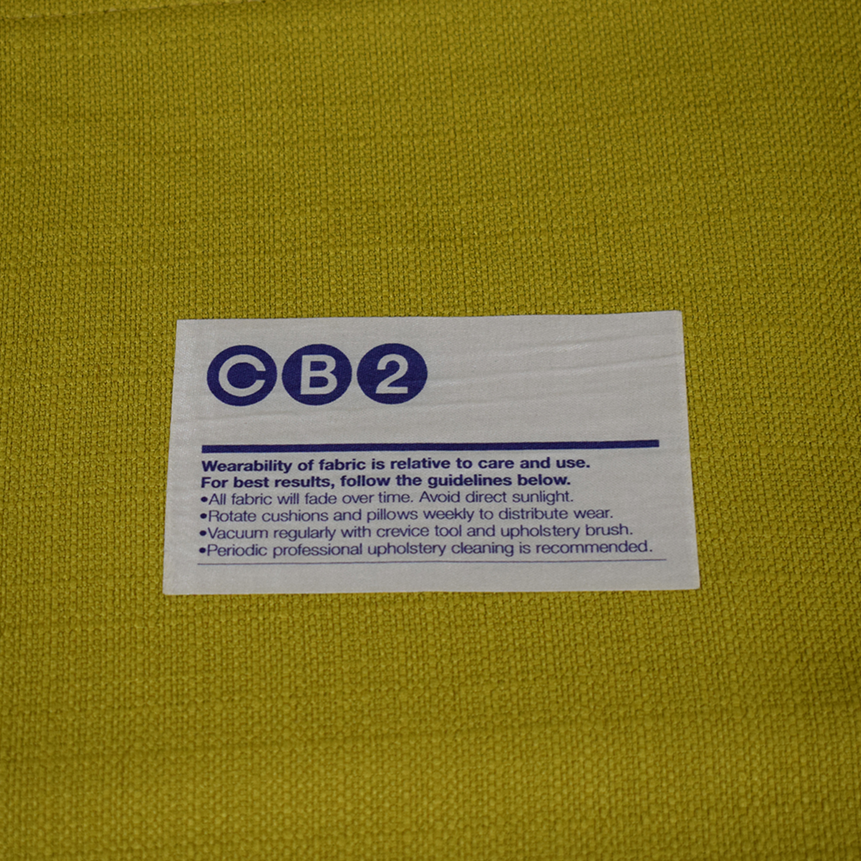 buy CB2 Twin Sleeper Loveseat CB2 Sofa Beds