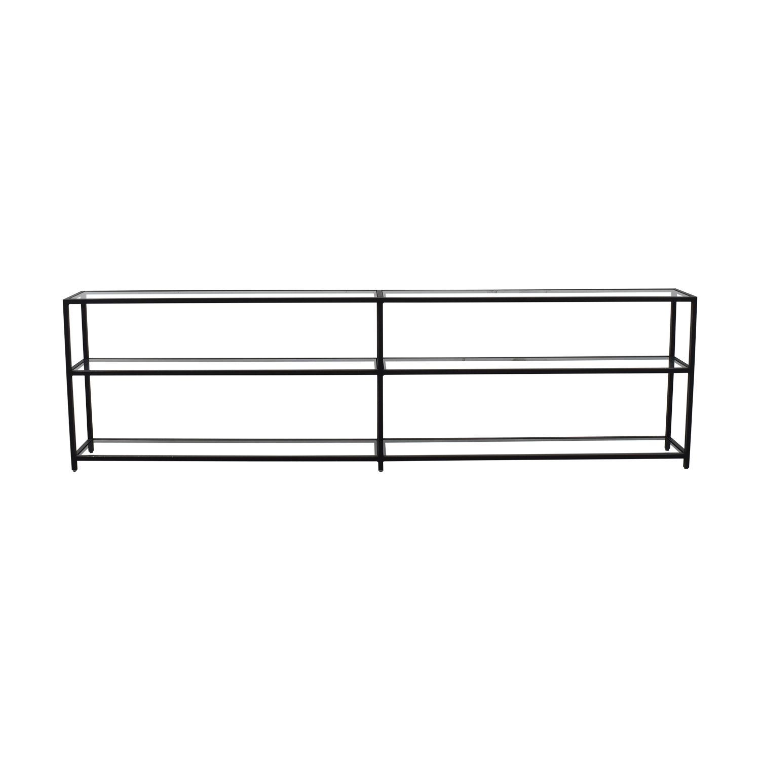 shop Mitchell Gold + Bob Williams Low Bookcase Mitchell Gold + Bob Williams Bookcases & Shelving