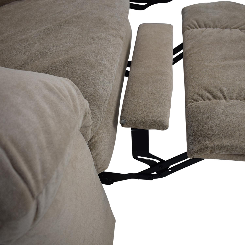 shop Lane Furniture Reclining Sofa Lane Furniture