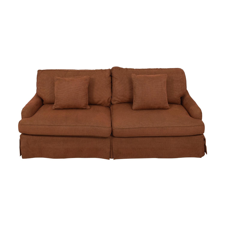 Safavieh Safavieh Long Down Sofa by Lee Industries nj