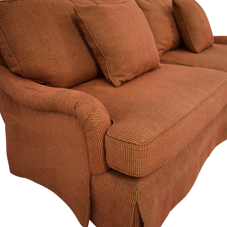 Safavieh Safavieh Long Down Sofa by Lee Industries Sofas