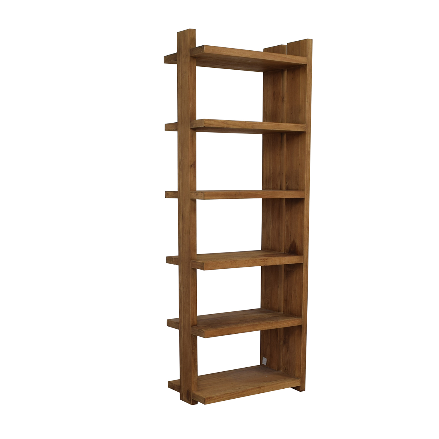 ABC Carpet & Home ABC Carpet & Home Harmony Etagere Bookcase Brown