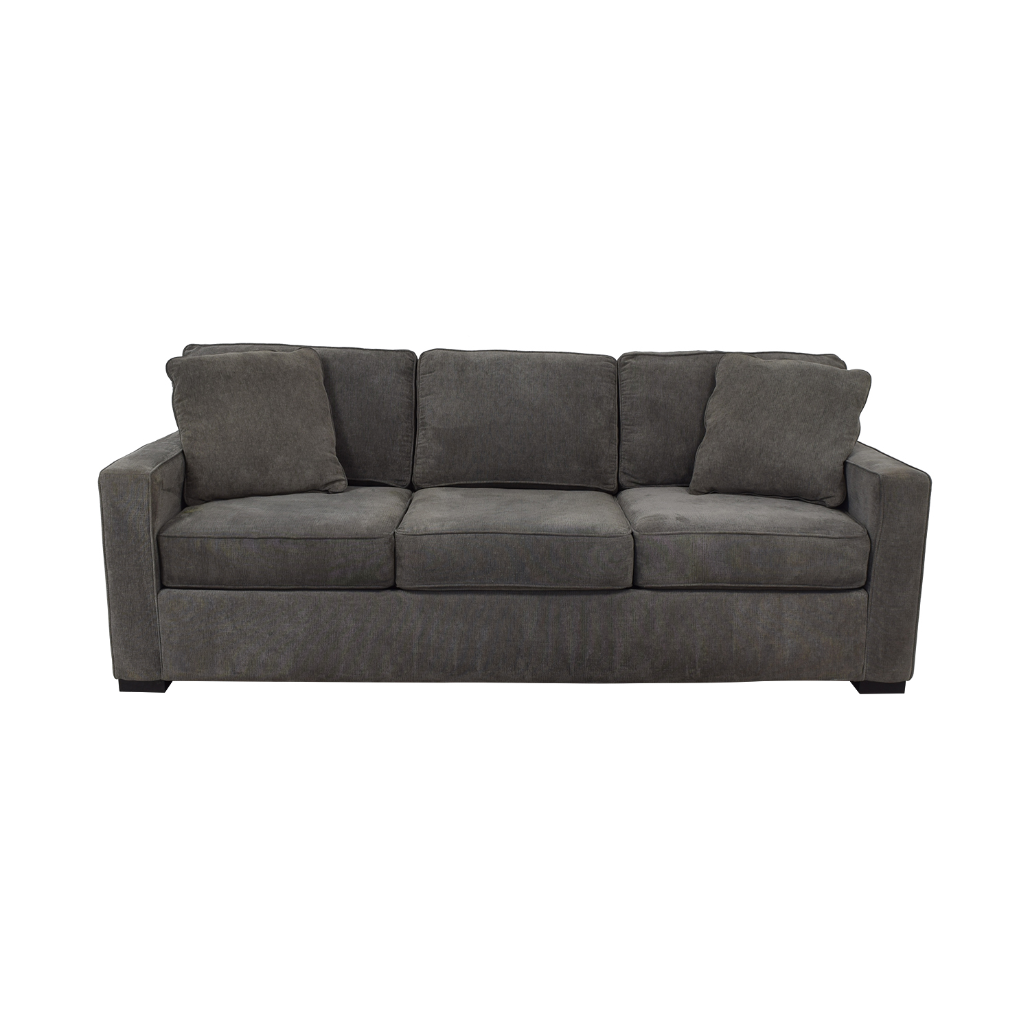 Macy's Three Cushion Sofa Macy's