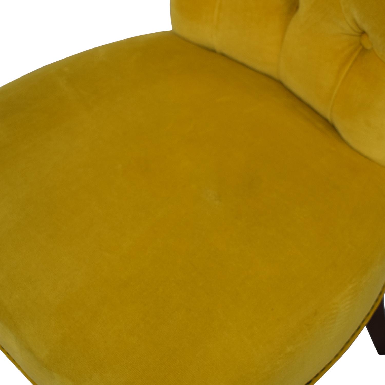 Lillian August Lillian August Farmhouse Yellow Kitchen Chairs discount