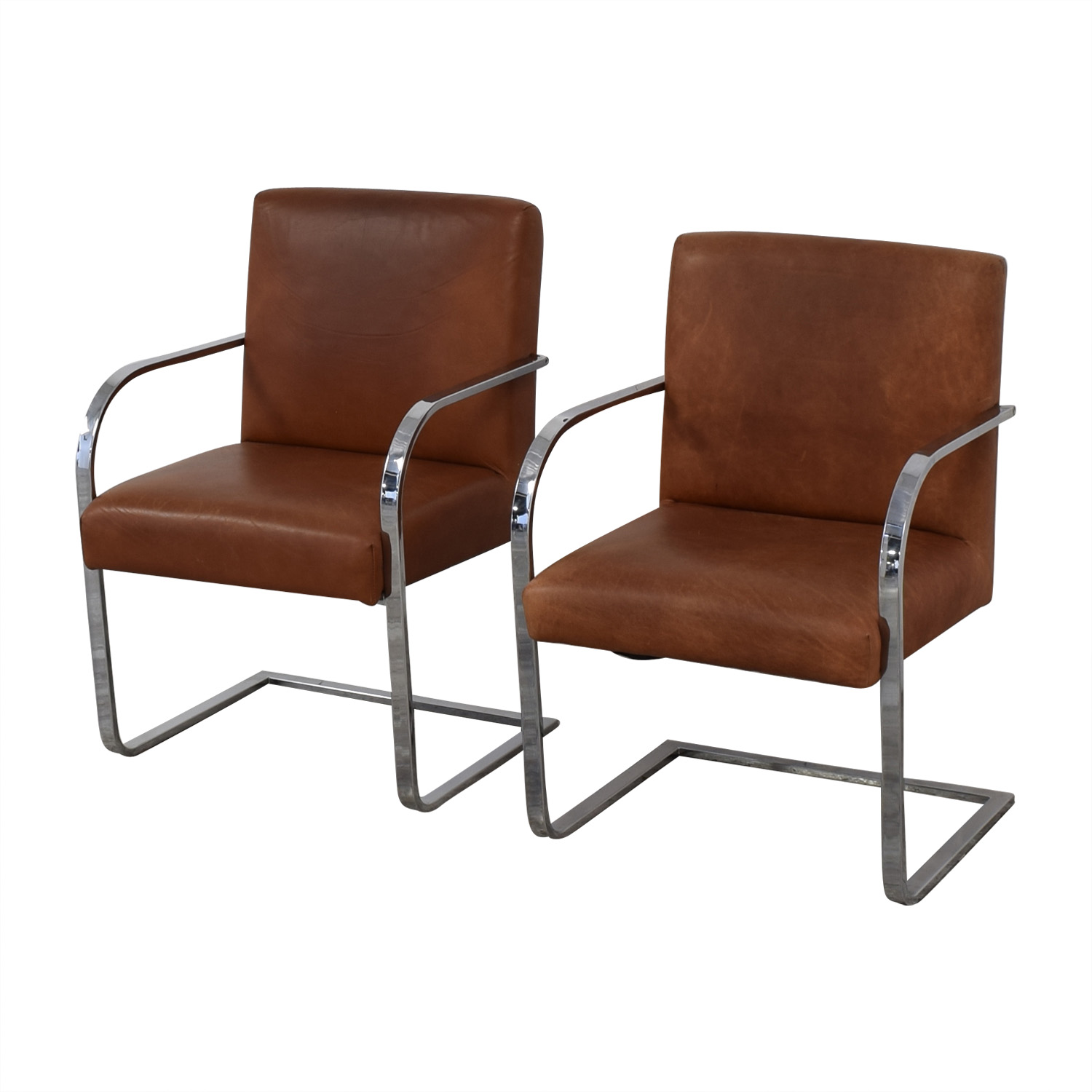Williams Sonoma Mercer Dining Armchairs / Chairs