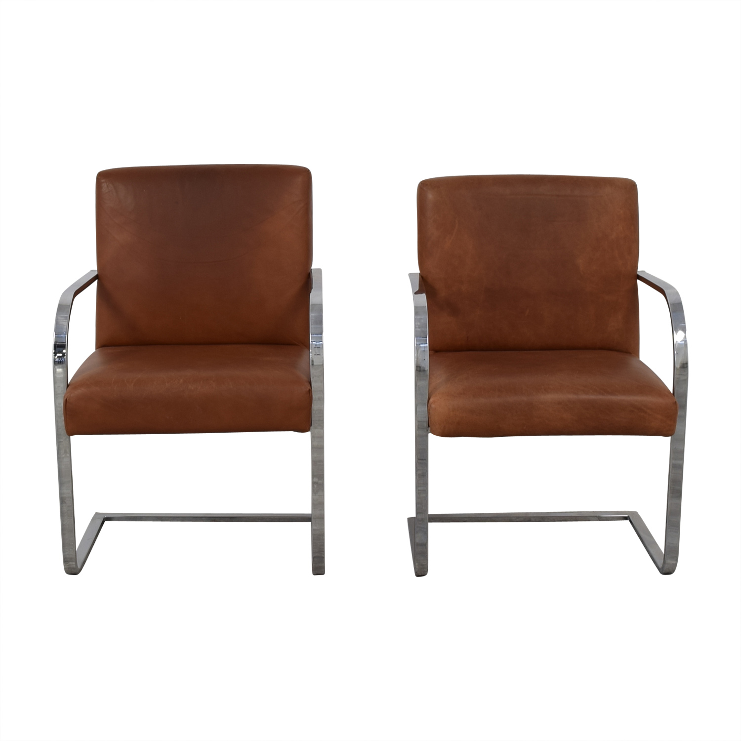 Williams Sonoma Williams Sonoma Mercer Dining Armchairs on sale