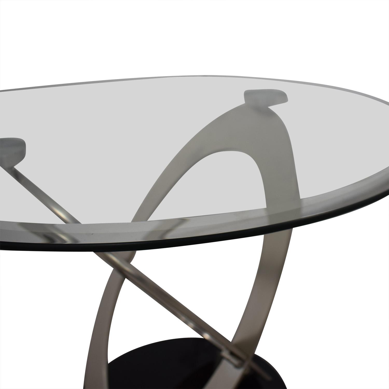 shop Homelegance Furniture Firth End Table  Tables
