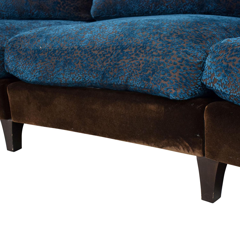 buy Doreen Interiors Curved Sofa Doreen Interiors Classic Sofas