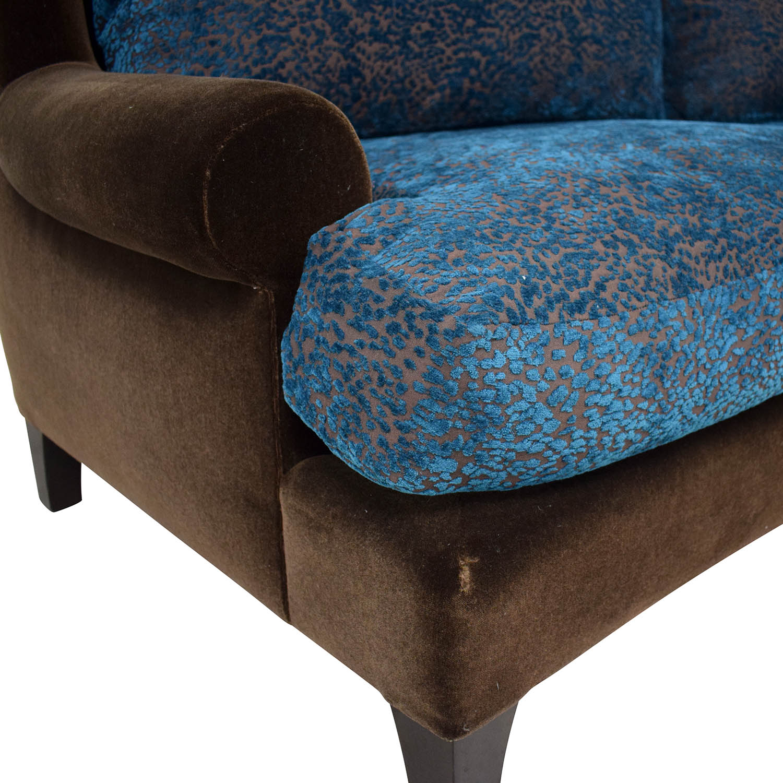 shop Doreen Interiors Curved Sofa Doreen Interiors
