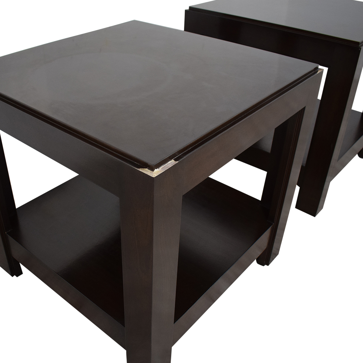 Custom Side Tables second hand
