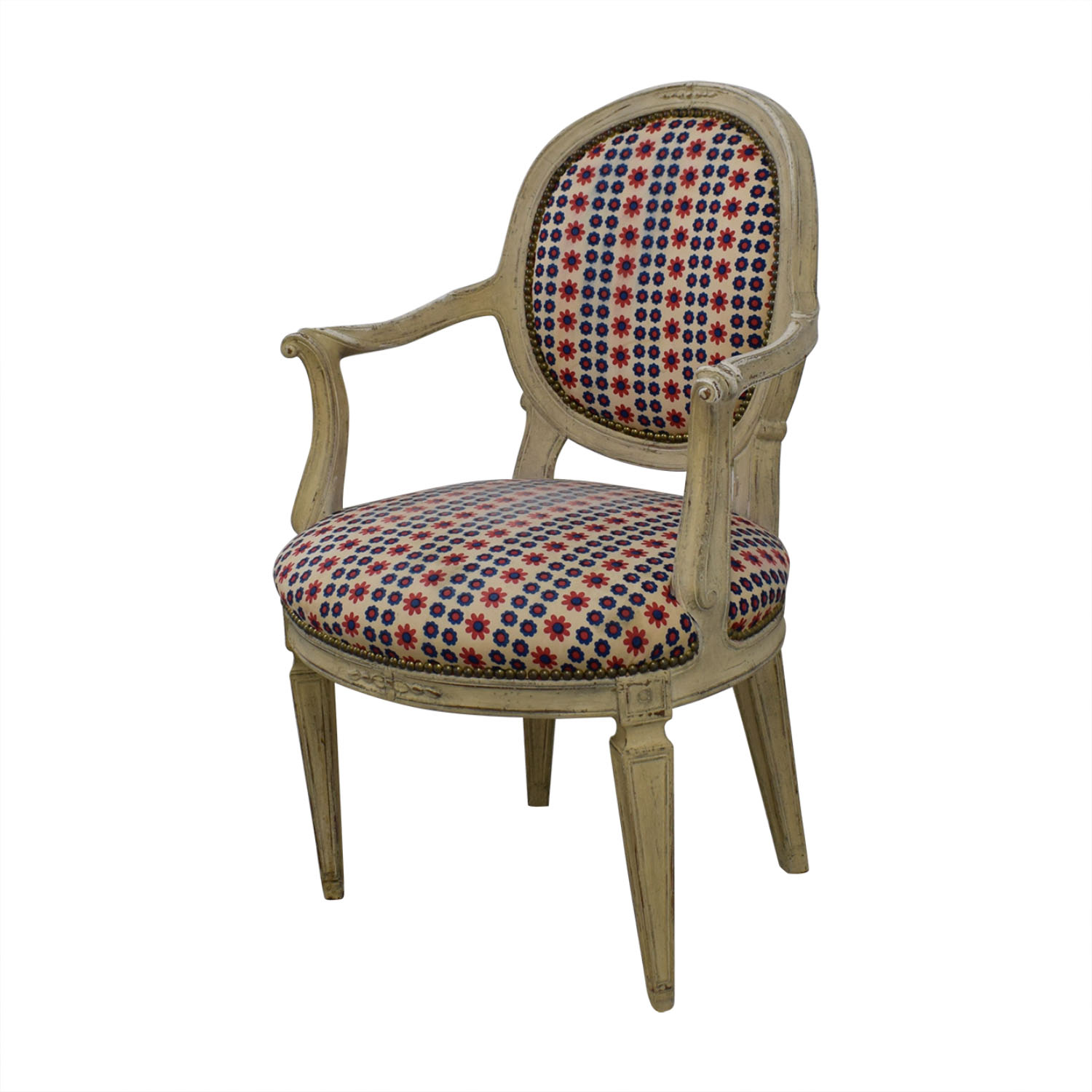 French Upholstered Chairs sale