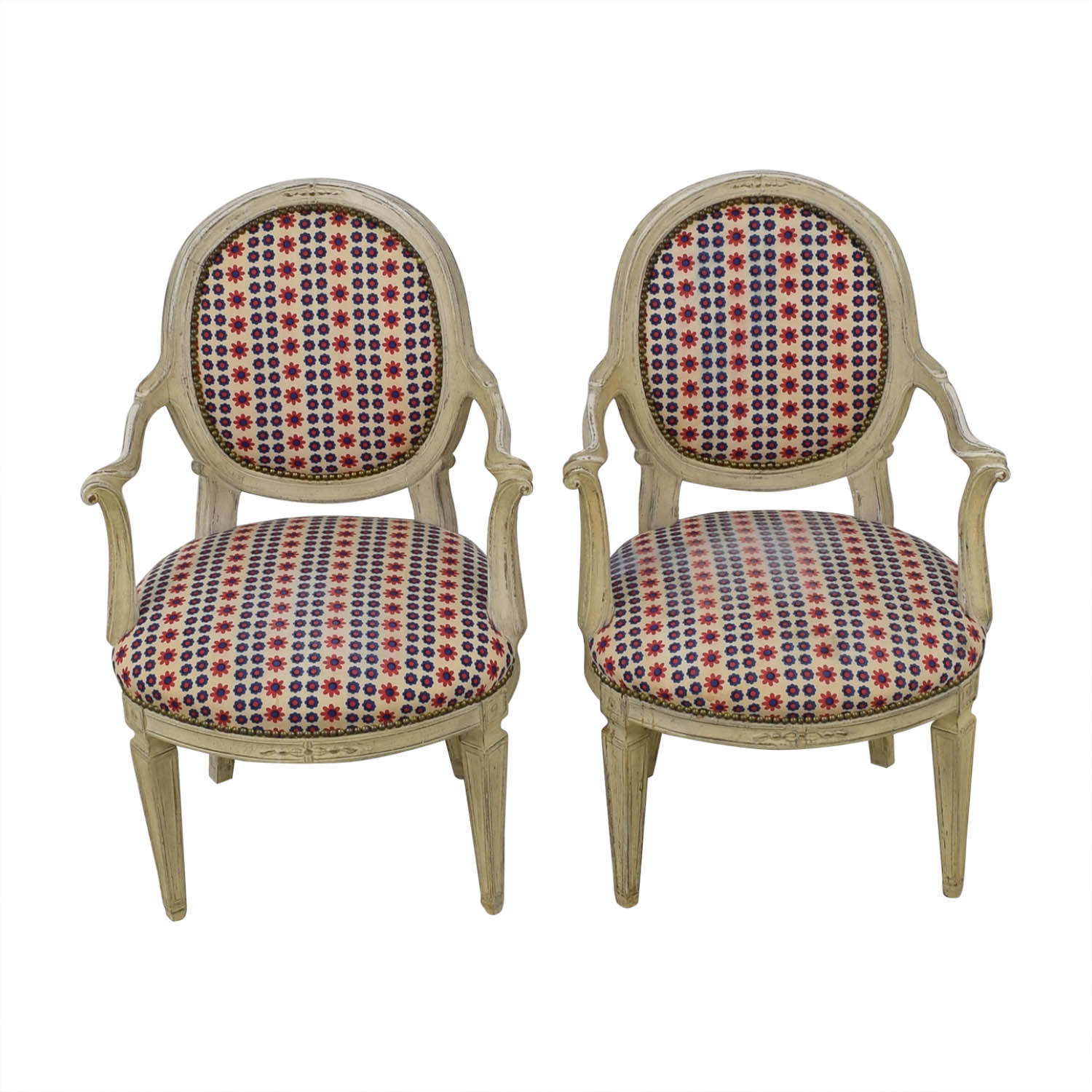 French Upholstered Chairs coupon