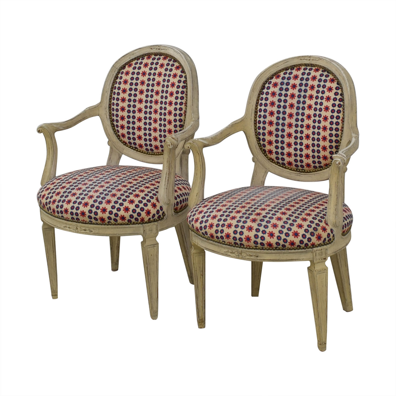 buy French Upholstered Chairs  Chairs