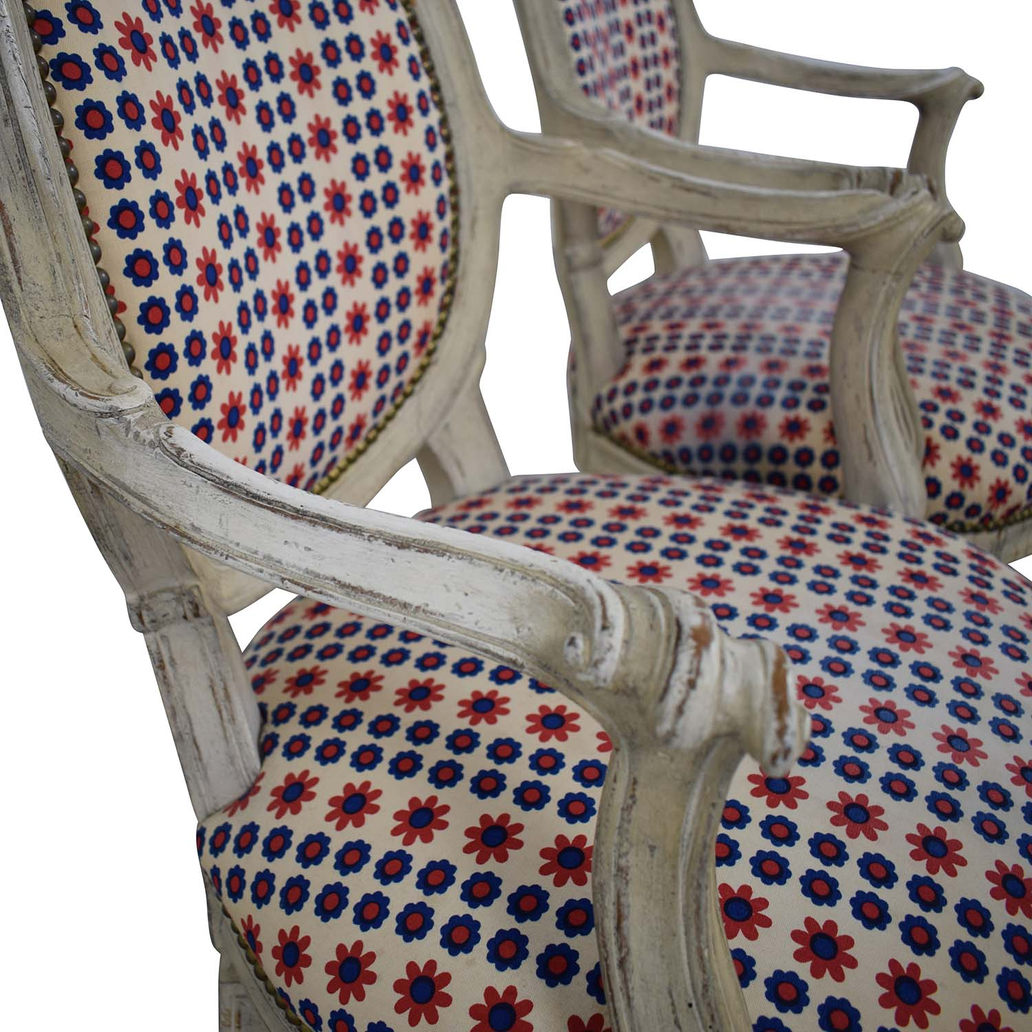 French Upholstered Chairs nj