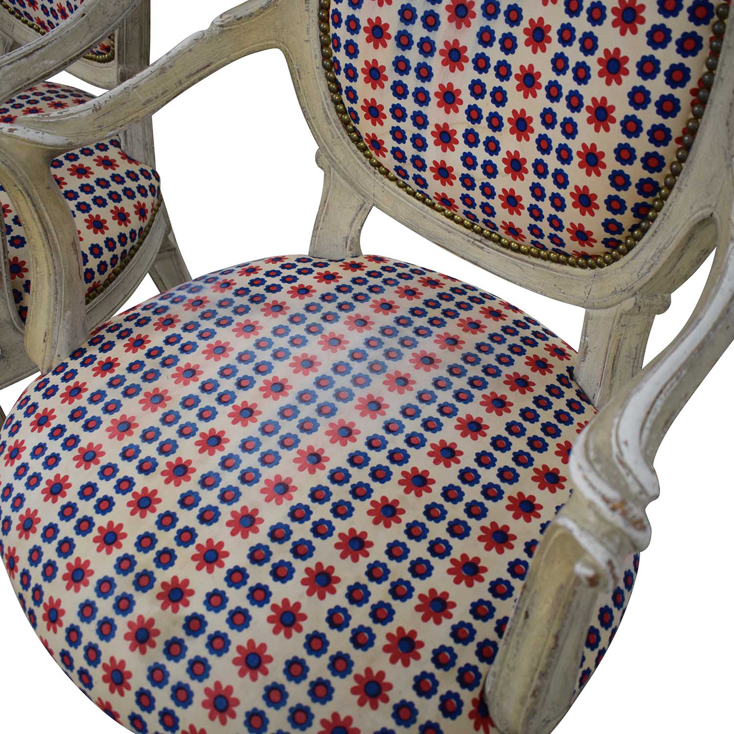 French Upholstered Chairs Chairs