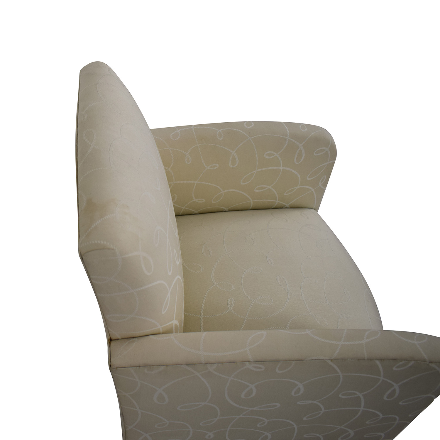 Upholstered Fabric Chair sale