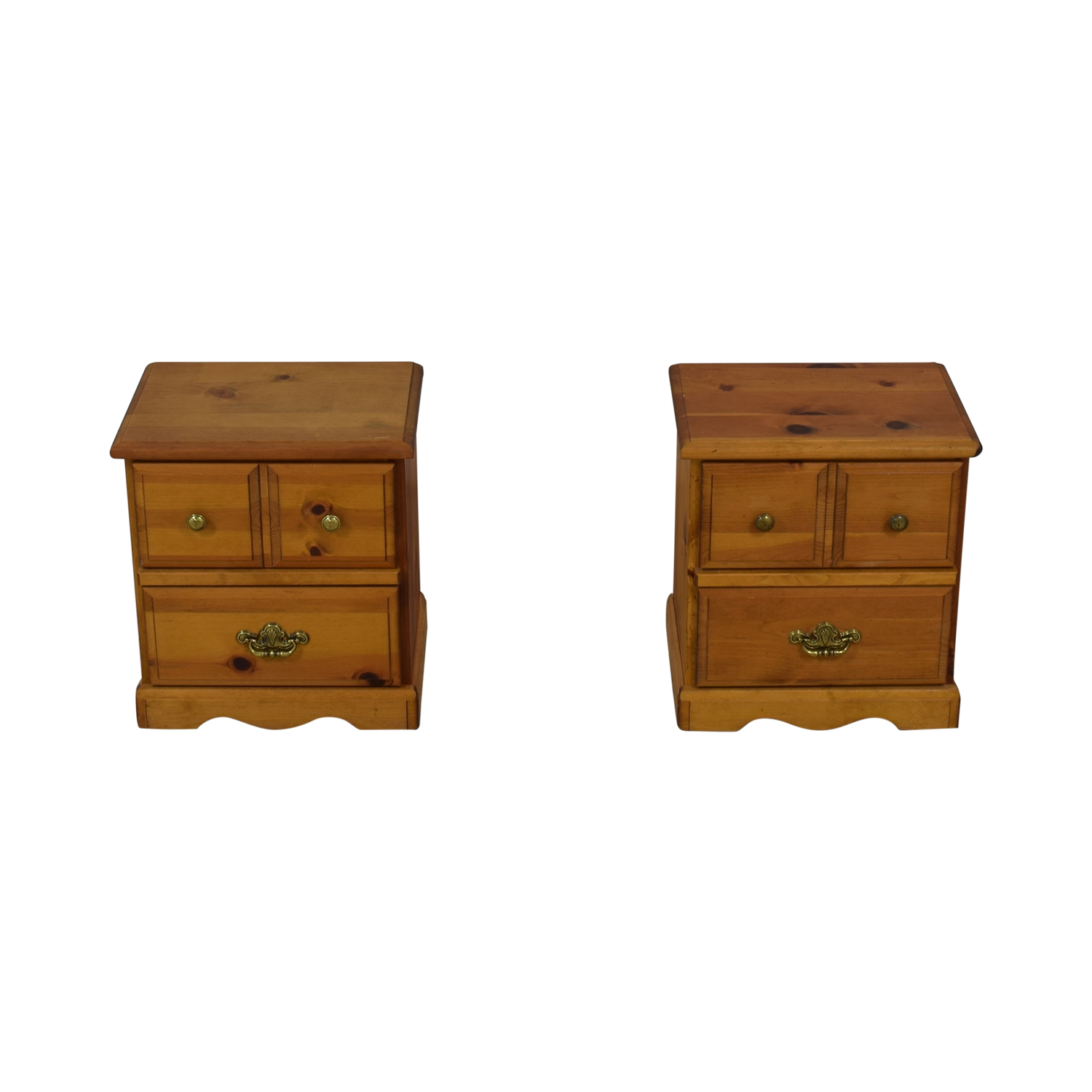 buy Two Drawer End Tables