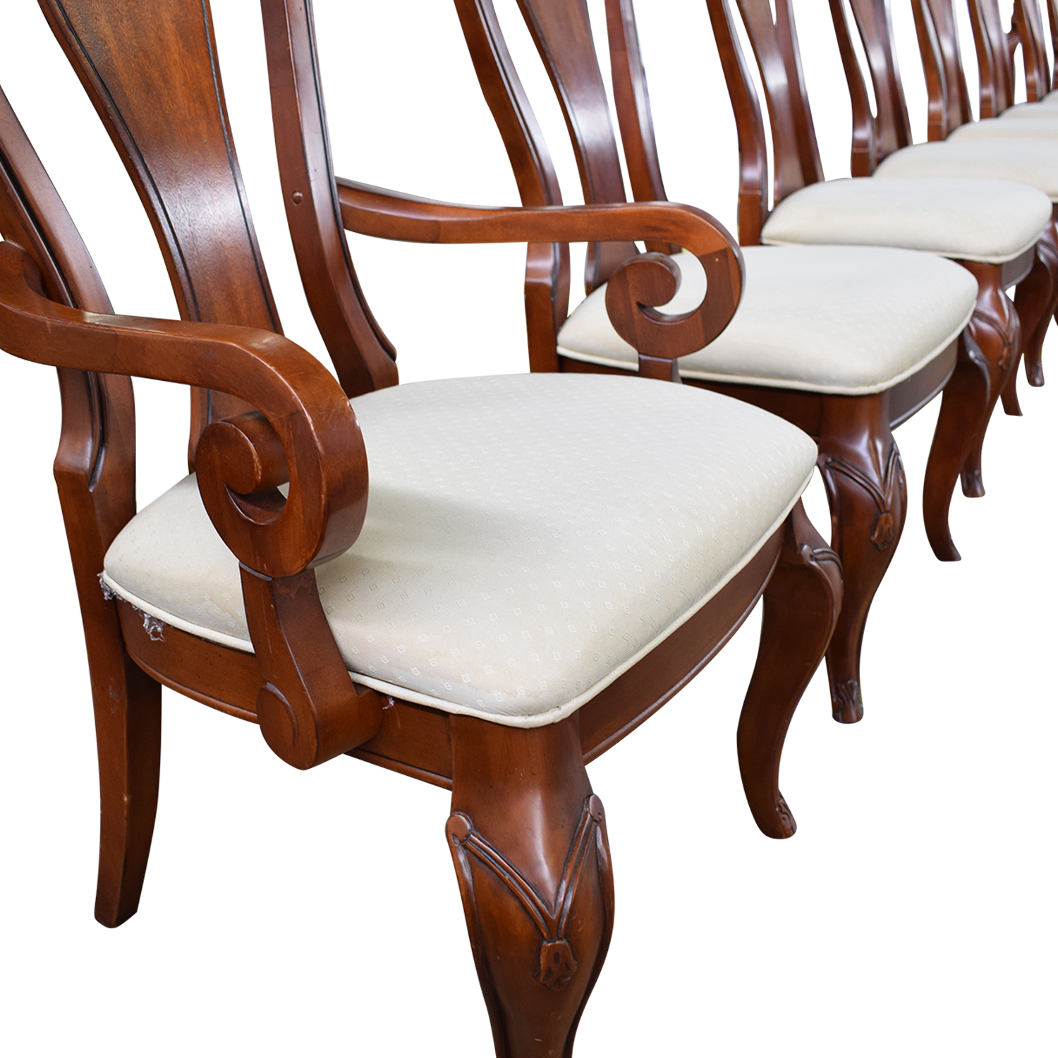 Macy's Macy's Bordeaux Dining Chairs