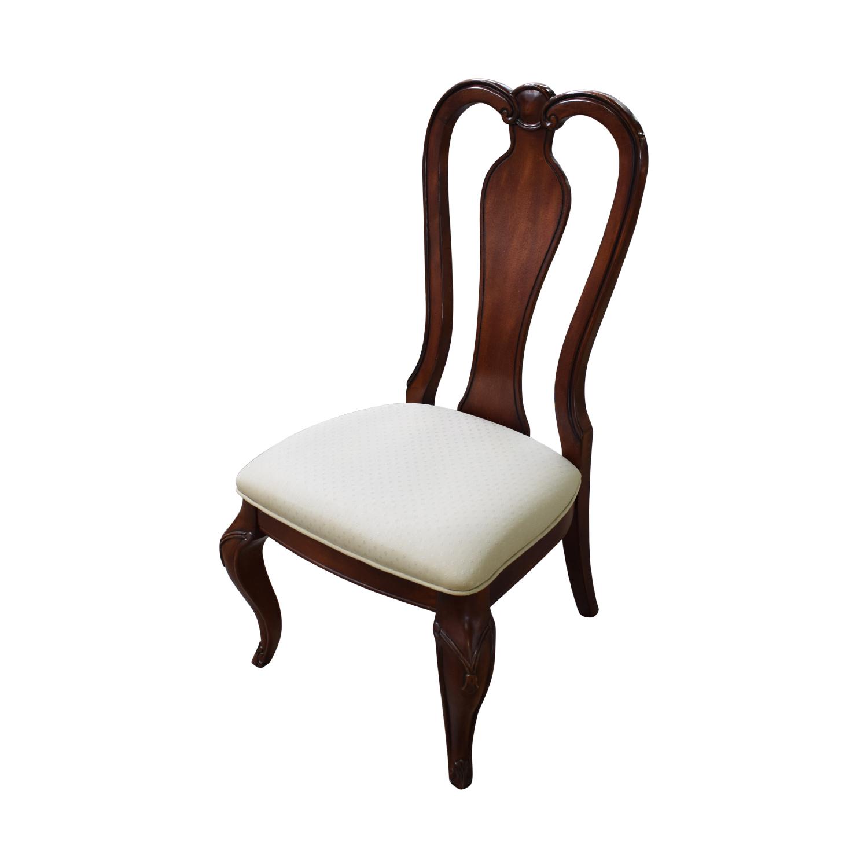 Macy's Macy's Bordeaux Dining Chairs nj