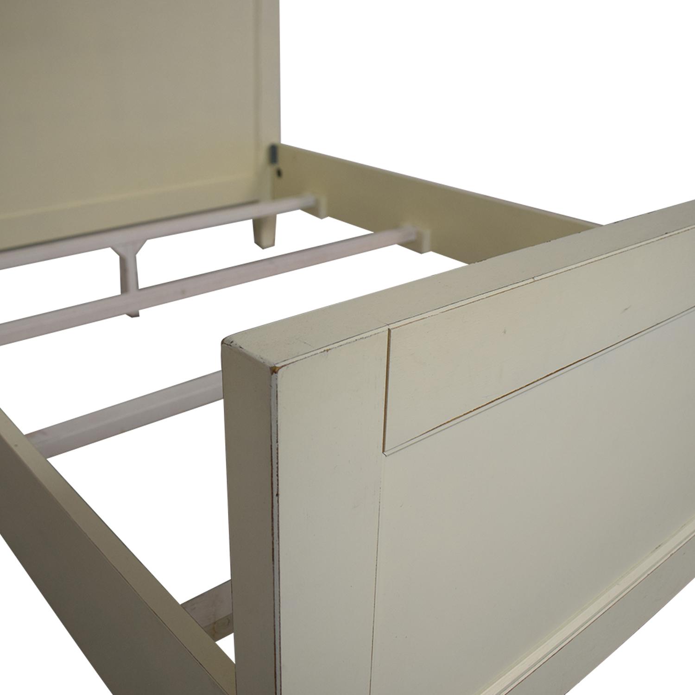 Crate & Barrel Crate & Barrel Buying & Design Harbor Dama Full Bed nj